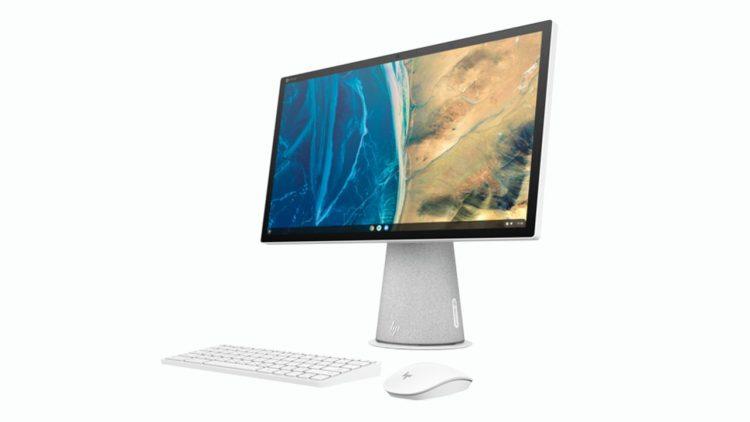 Photo of the HP Chromebase AIO